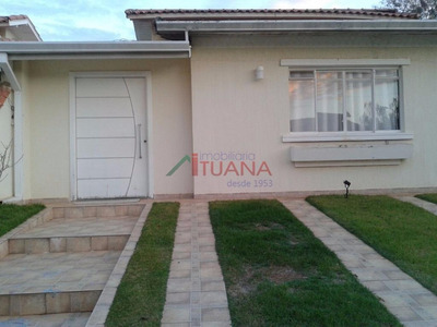 Casa Residencial À Venda, Condomínio Villagio D Itália, Itu. - Codigo: Ca1224 - Ca1224