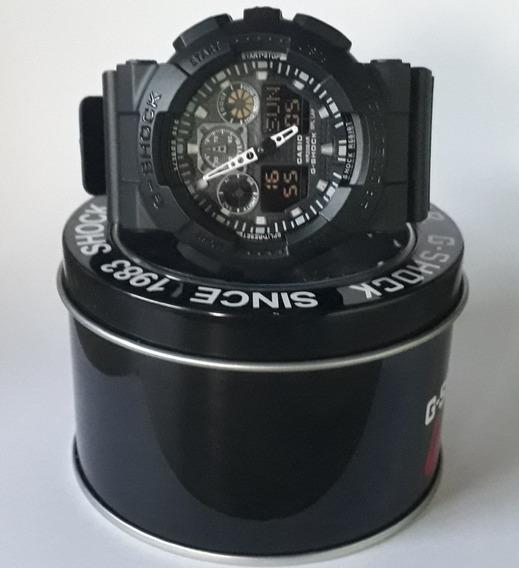 Relógio Masculino Resistente A-shock, Frete Grátis
