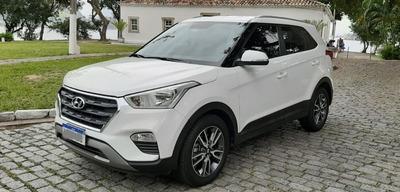 Hyundai Creta 2018 1.6 Pulse Plus Automático Novíssimo