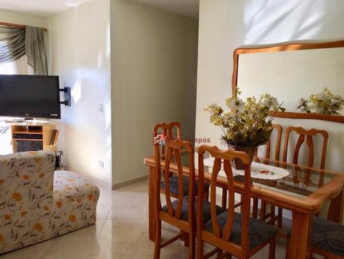Apartamento Com 3 Dormitórios, 1 Suite. 2 Vagas, À Venda, 68 M² Por R$ 560.000 - Vila Esperança - São Paulo/sp - Ap4331