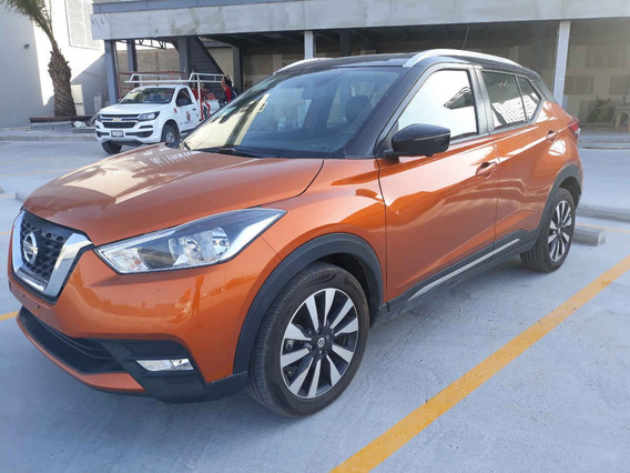 Nissan Kicks 5p Exclusive Bitono L4 Aut