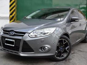 Ford Focus Iii Titanium 2013 / Unico Dueño, El + Completo