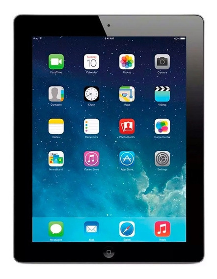 iPad 4 Apple Modelo A1459 32gb Wi Fi 3g Com Garantia E Nf