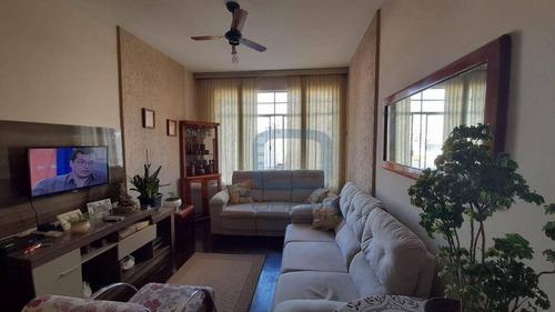Apartamento Com 2 Dormitórios À Venda, 84 M² Por R$ 235.000,00 - Centro - Campinas/sp - Ap0982
