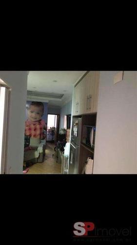Apartamento Em Campos Elísios, São Paulo/sp De 59m² 2 Quartos À Venda Por R$ 297.000,00 - Ap906008