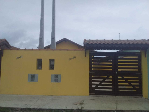 Casa Nova Na Praia Por Apenas R$ 200 Mil