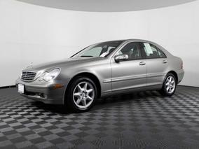 Mercedes-benz Clase C 3.2 320 Elegance V6 At
