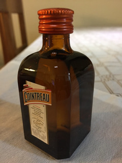 Licor Miniatura Cointreau 50ml (no Whisky, Vodka, Ron)