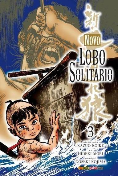 Novo Lobo Solitário - Vol. 3