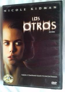 Seminuevo Pelicula Los Otros 2 Dvds Terror Nicole Kidman