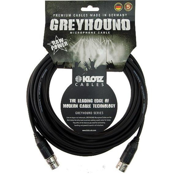 Cable De Micrófono Greyhound Klotz