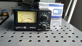 Wattímetro E Medidor De Roe Swr 10/11m Workman Modelo Hp201s