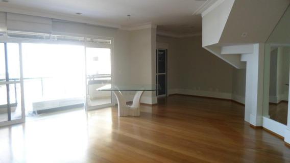 Cobertura Com 4 Dormitórios À Venda, 339 M² Por R$ 2.690.000,00 - Tatuapé - São Paulo/sp - Co0361