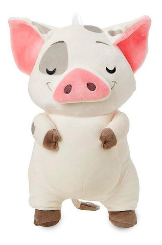 Pelúcia Disney Pua Porco Cuddlleez 34cm Moana - Fun Original