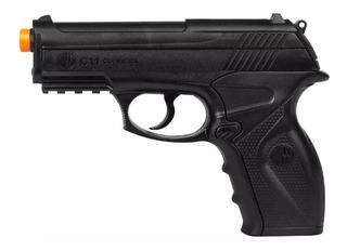 Pistola Airsoft Metal C11 Rossi Co2