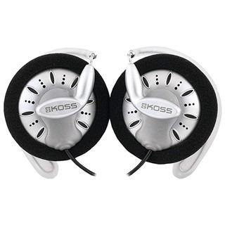 Koss Ksc75 - Auriculares Clip-on, Negro/plata