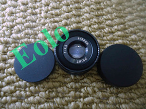 Lente Prinz 50mm. F 3,5 Para Ampliador * Laboratório Leica #