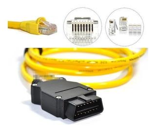 Software Bmw Enet Esys 3.23.4 Cabo Ethernet Para Obd Obd2