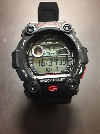 Reloj Casio G Shock G 7900 Fases Lunares Gráfico De Mareas