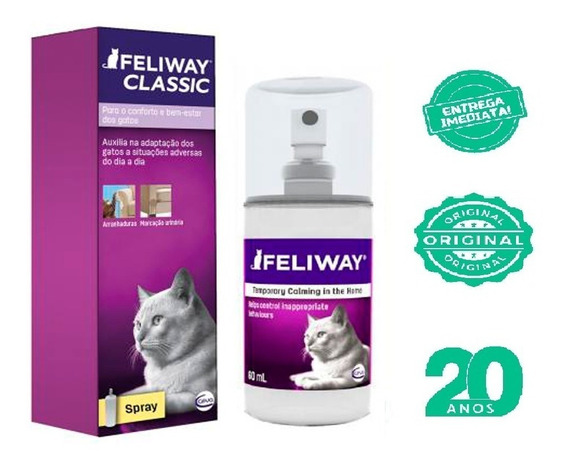 Feliway Classic Spray 60 Ml