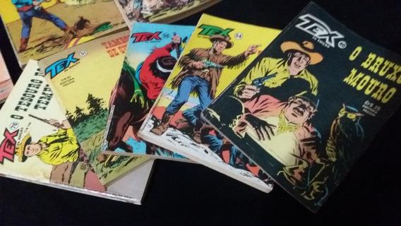 5 Tex Vecchi E Rge 1ª E 2ª Edição Muito Bom! Frete Grátis!