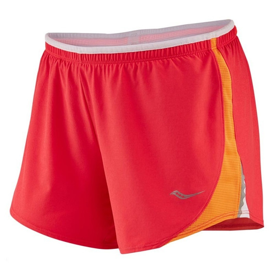 Short Run Lux3 Saucony Ropa Deportiva Mujer Correr Deportes
