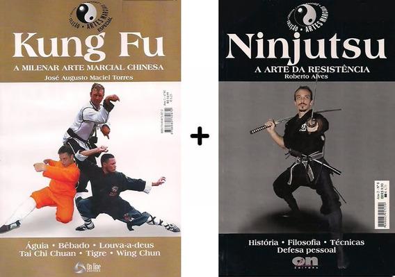 Kung Fu + Ninjutsu | Artes Marciais Compre Junto
