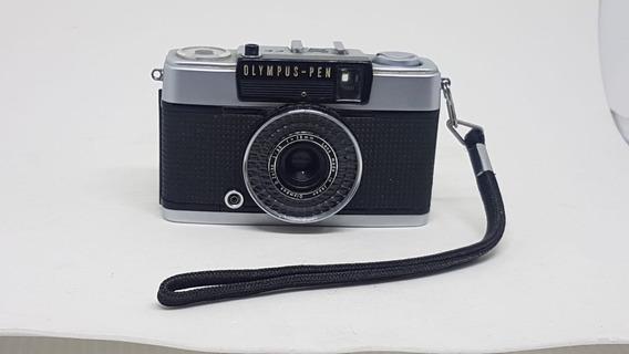 Maquina Fotografica Olympus Pen Ee-3 Usada Funcionando Japan