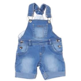 b403b82c81 Jardineira Para Bebe Menino Jardineira Jeans Infantil Menino