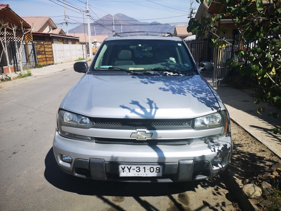 Chevrolet Trailblazer Top Line 4.2 Lt