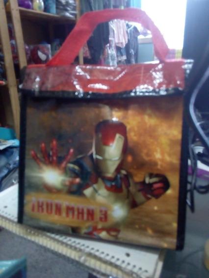 Loncheras Termicas Iron Man Nuevas
