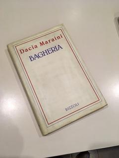 Libro En Lengua Italiana: Bagheria De Dacia Maraini