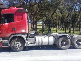 Scania G-380,ano:10,vermelho,trucado 6x2,revisado,ótimo Esta