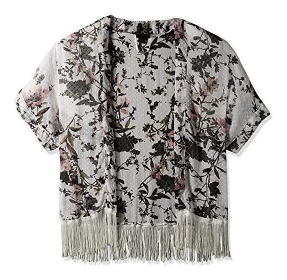 Kimono Suizo Dot Para Mujer Steve Madden,