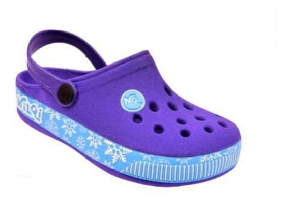 Crocs Infantil Kids Menina Estilo Crocs Babuche Nilq Barato