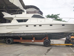 Lancha Ferretti 50 Iate N Azimut Cimitarra Phantom Catamarã