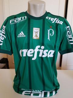 Camisa Palmeiras De Jogo Contra O Corinthians #26 Y.mina