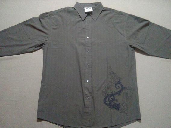Camisa Indigo 3d