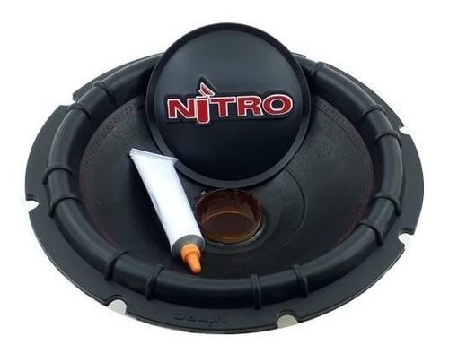 Imagem 1 de 2 de Kit Reparo Spyder Nitro G5 700 Rms 12 Pol 4+4 Ohms Original