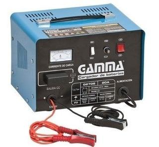 Cargador De Baterías Portátil 20 A | 12/24 V G2706 Gamma