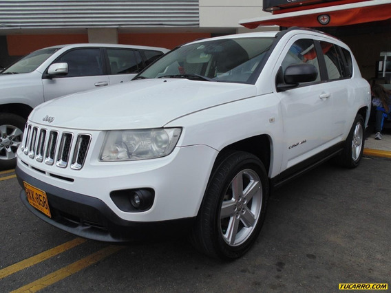 Jeep Compass Limited 2.4 Tp