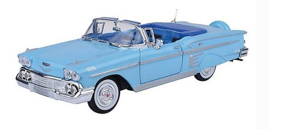 Auto De Coleccion Chevy . Impala 1958