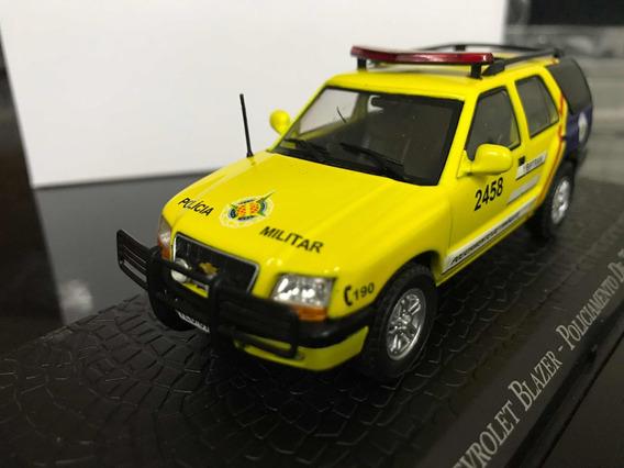 Miniatura Chevrolet Blazer Pmdf Escala 1:43