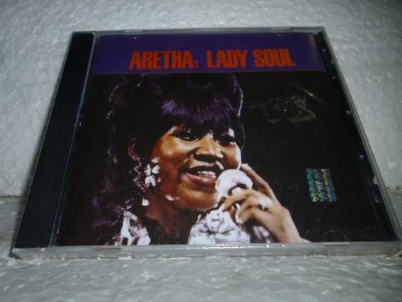 Cd Aretha Franklin - Lady Soul 1968-1995 Arg Lacrado