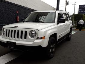 Jeep Patriot Edición 75 Aniversario Color Blanco 2017