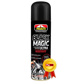 Limpa Pneu Black Magic Proauto
