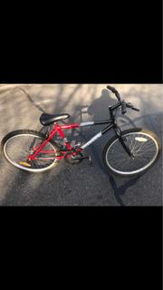 Bicicleta Tipo Mountain Bike Rodado 24