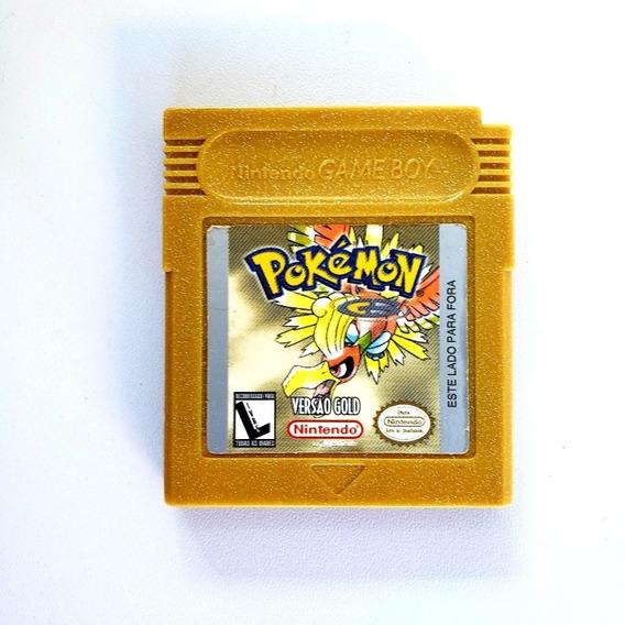 Pokemon Gold Original Game Boy Gameboy