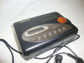 Antigo Walkman Aiwa Anos 90 - Só Funciona Radio Am E Fm