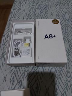 Samsung Galaxy A8 + Plus A730 - 64gb E 4gb